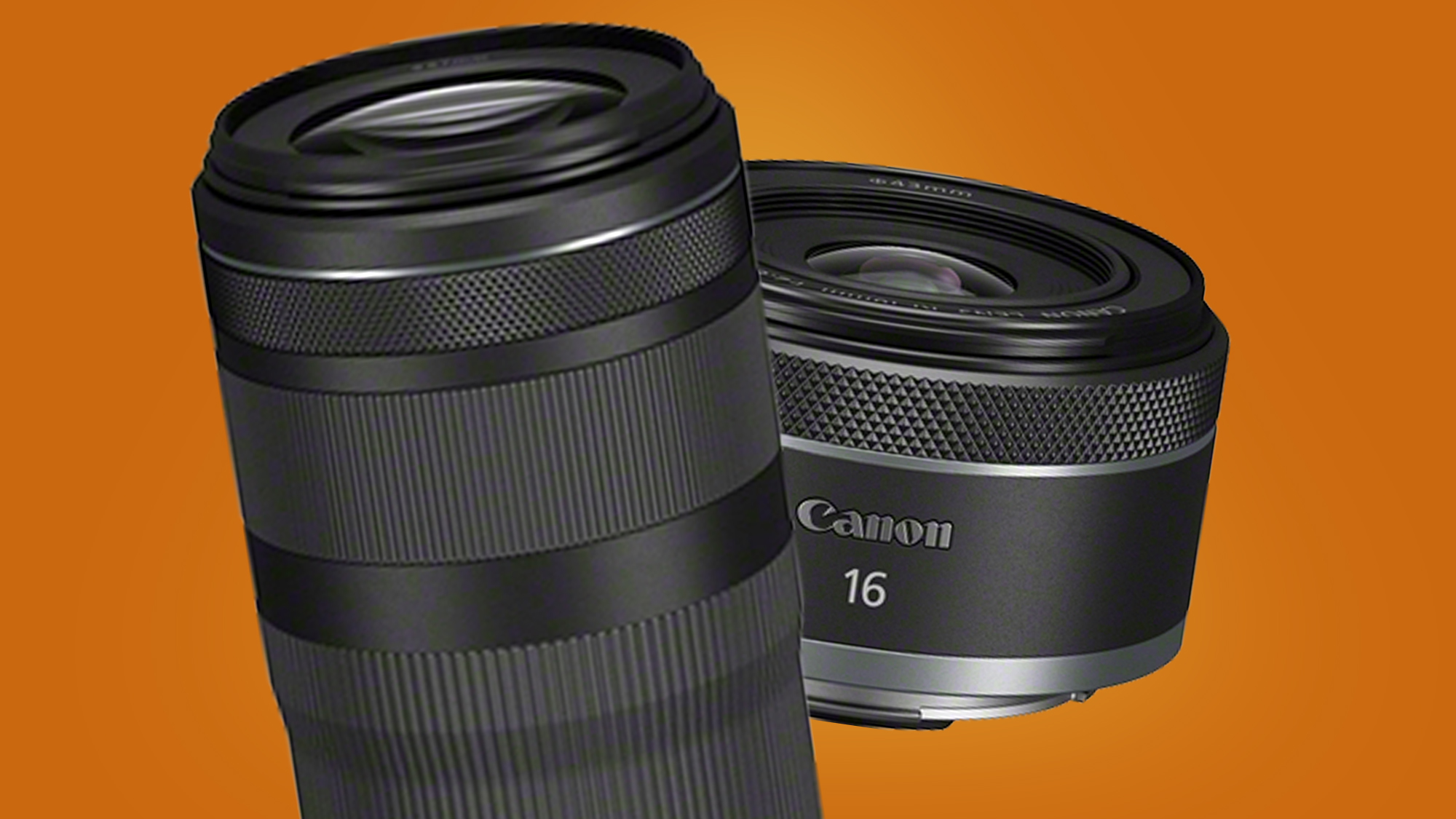 Canon's super-affordable new RF lenses will be popular for different reasons