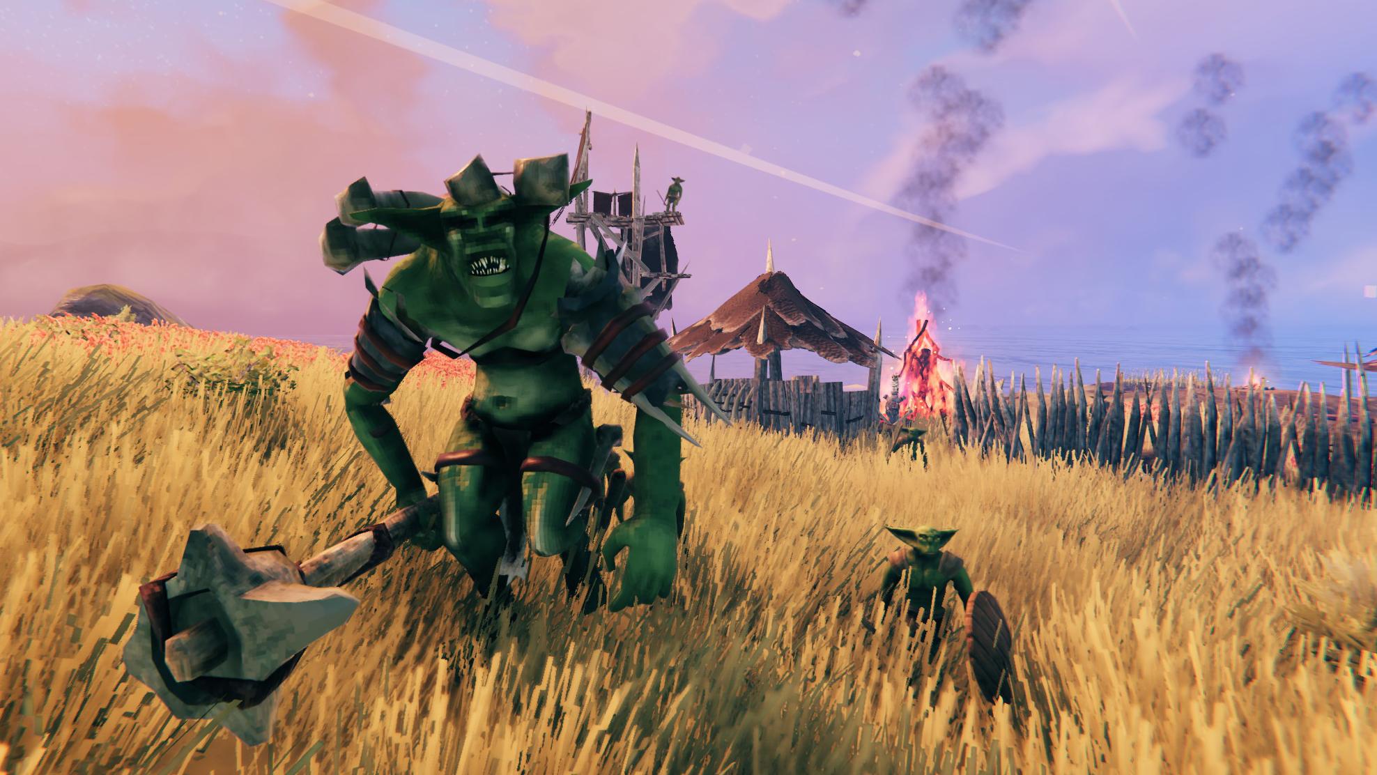 Valheim developer says Zelda and Skyrim were bigger influences than survival games