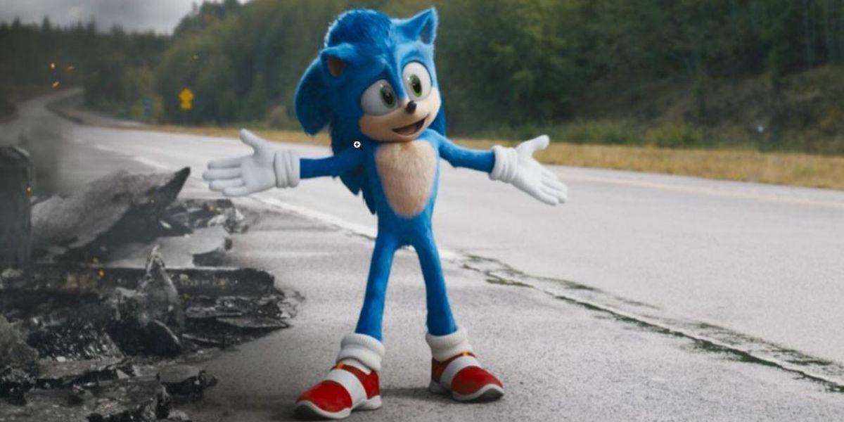 Sonic the Hedgehog character voiced by Ben Schwartz