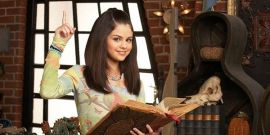 Selena Gomez Had A Mini Wizards Of Waverly Place Reunion For July 4th