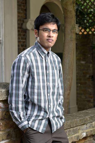 EastEnders' Himesh: 'I'm a geek, like Tamwar!'