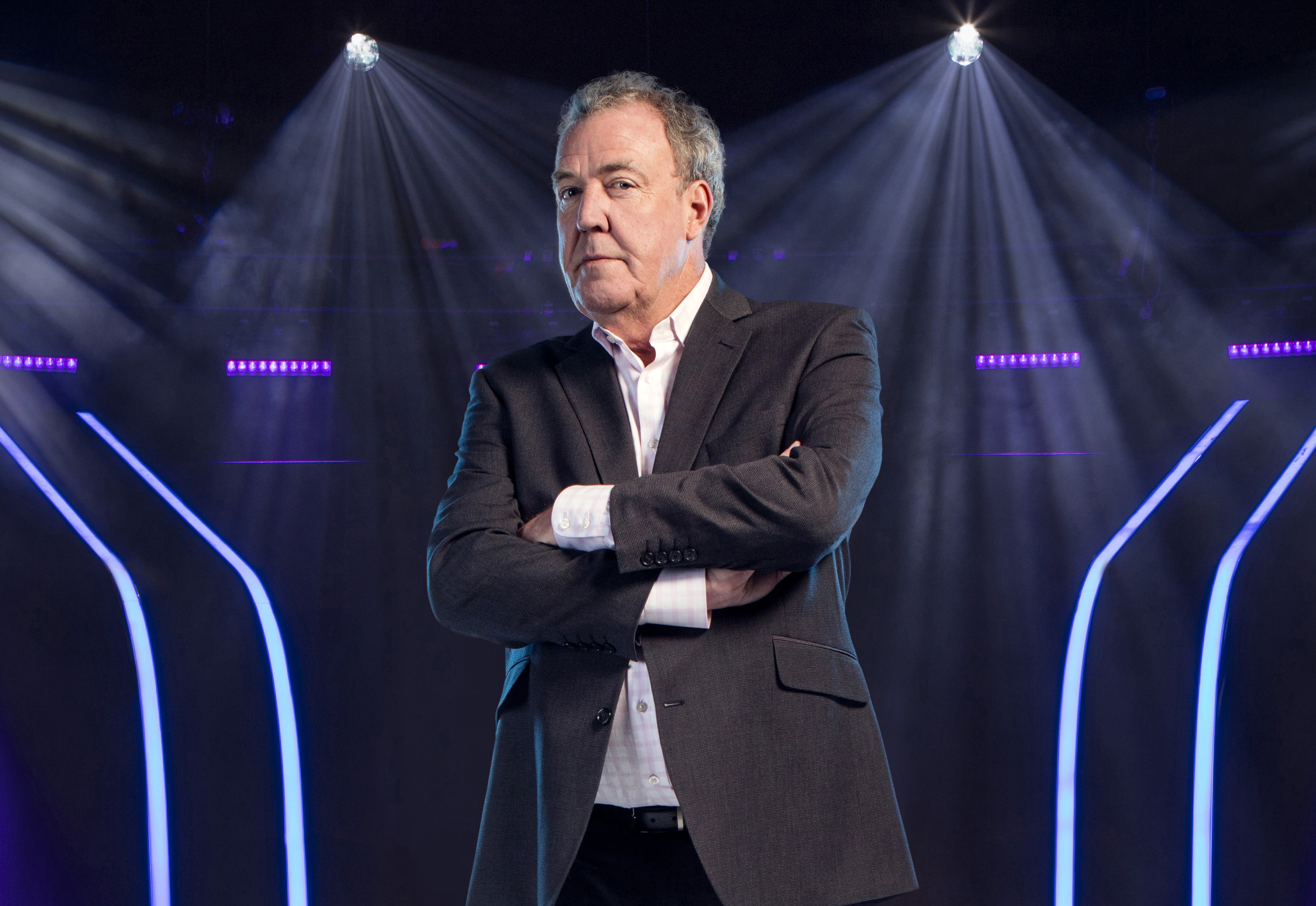 Jeremy Clarkson: Who Wants To Be A Millionaire board game with two people who were actually billionaires!