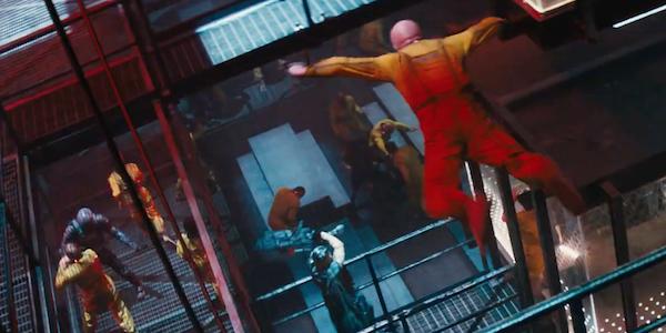 Deadpool Prison Break?