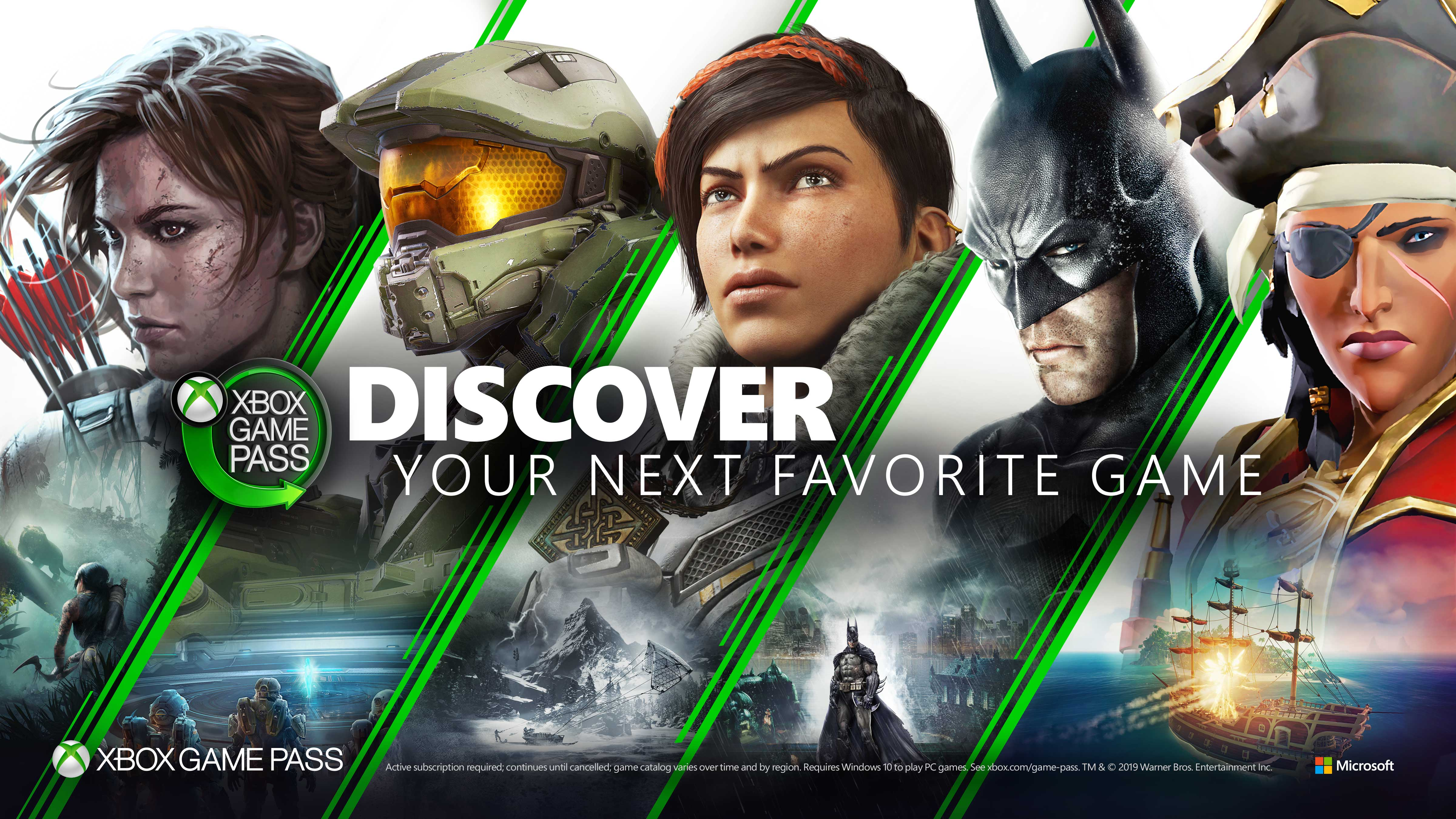Best Xbox Game Pass games