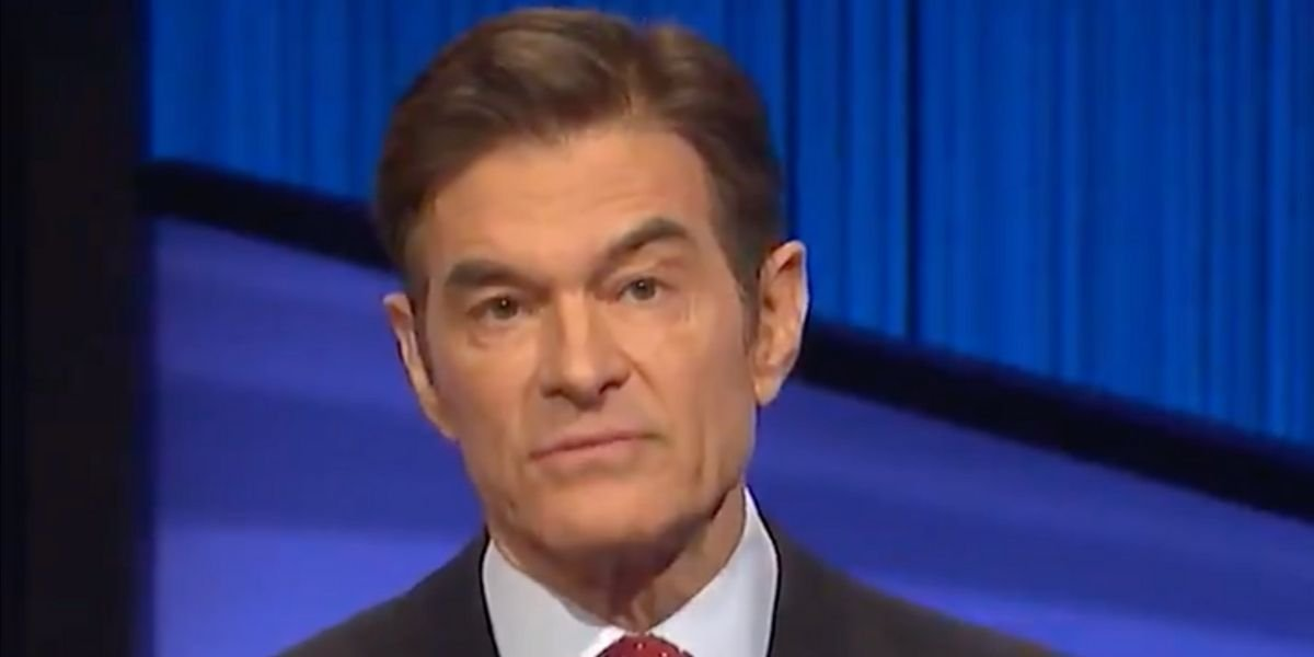 Jeopardy Released A Video Hyping Dr. Oz As Guest Host, And Fans Were Not Happy About It