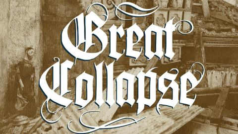 Cover art for Great Collapse - Neither Washington Nor Moscow… Again! album