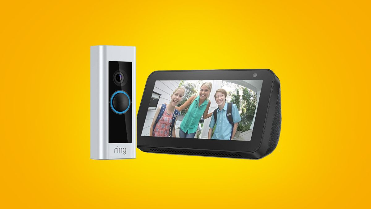 This Ring Doorbell Echo Show combo deal is ideal for ...