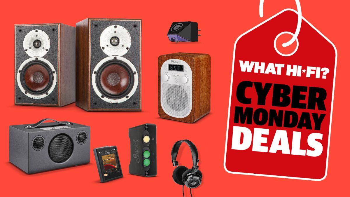 The best Richer Sounds Cyber Monday deals 2019