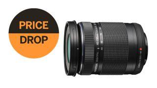 Black Friday bargain: Olympus 40-150mm f/4.5-5.6 R lens just $99!