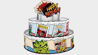 Marvel birthday