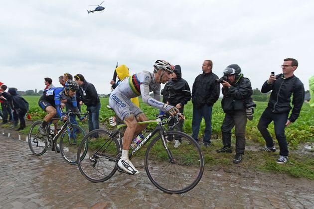 Rui Costa, Tour de France 2014 stage five