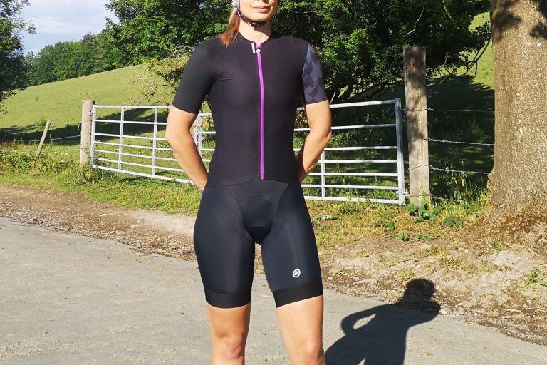 Image: Michelle Arthurs-BrennanAssos Dyora RS Summer Bib Short S9