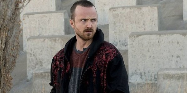 Aaron Paul Jesse Pinkman Breaking Bad AMC