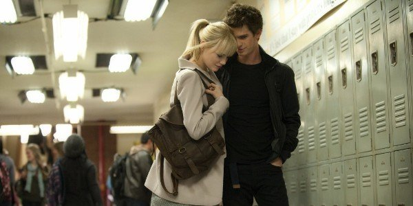 Emma Stone, Andrew Garfield - The Amazing Spider-Man