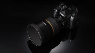 Pentax 85mm f/1.4