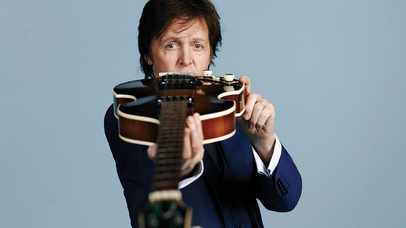Classic Interview Paul McCartney On His Favourite Basses Key Lines And Influential Players