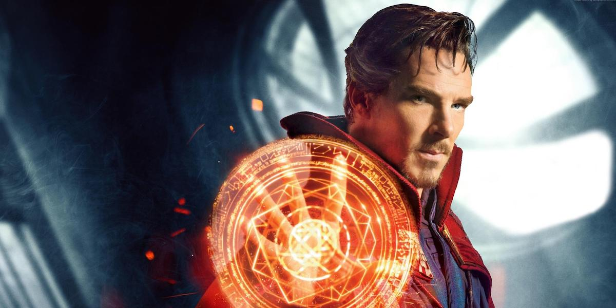 Benedict Cumberbatch is Doctor Strange