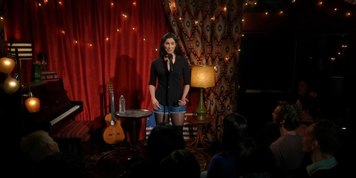 Sarah Silverman in We Are Miracles on HBO