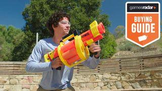 best Fortnite Nerf guns