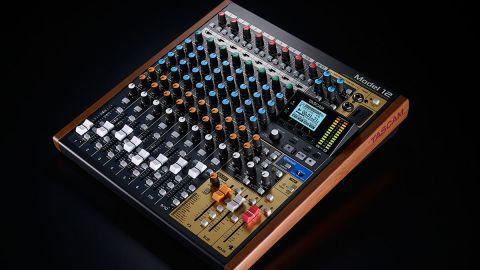 Tascam Model 12 Mixer Review