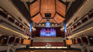 Jack Singer Concert Hall Meyer Sound system