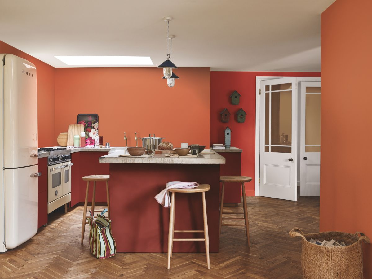 Kitchen Paint Ideas 21 Kitchen Colours To Update Your Space Real Homes