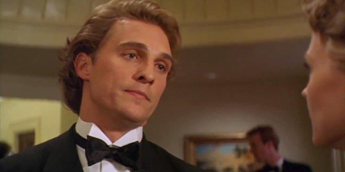 Matthew McConaughey - Contact