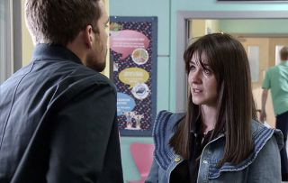 Sophie Webster (played by Brooke Vincent), Ali Neeson, Coronation Street