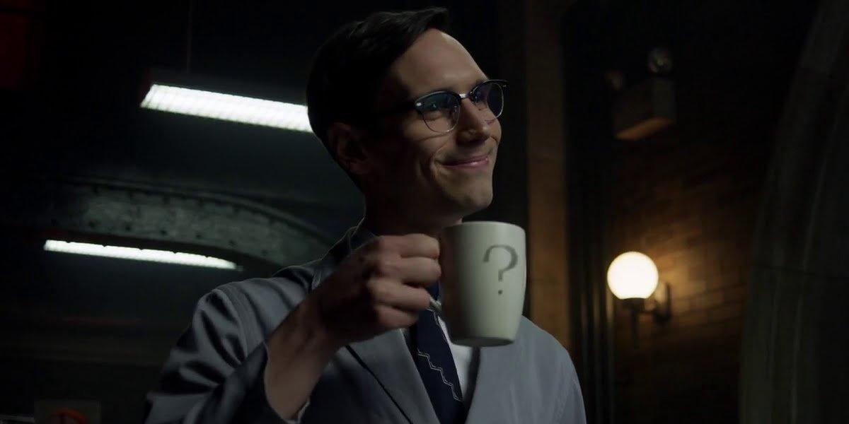 Cory Michael Smith on Gotham