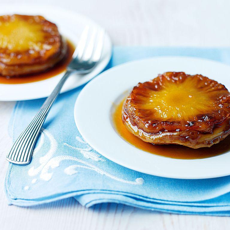 Pineapple Tart Tatins Recipe-tart recipes-recipe ideas-new recipes-woman and home