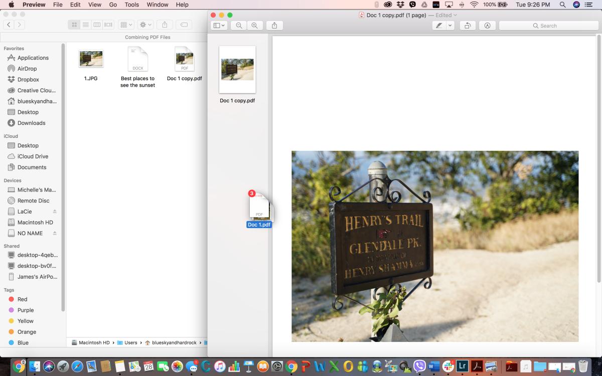 How to combine PDF files | TechRadar