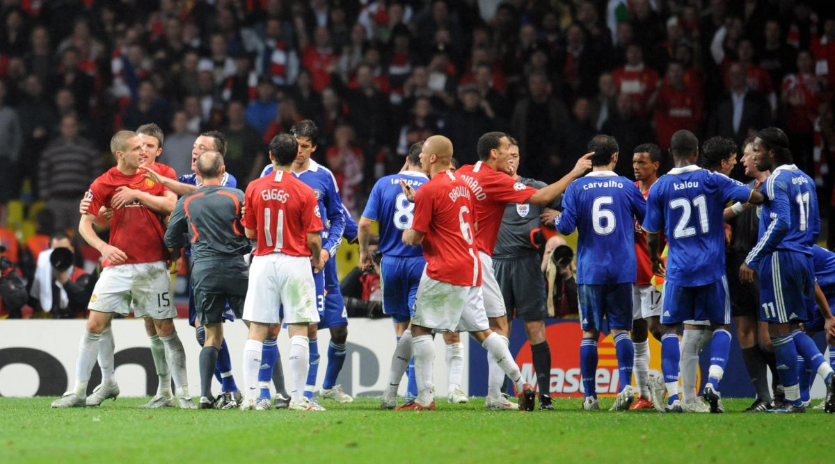 A look at previous European finals between English clubs