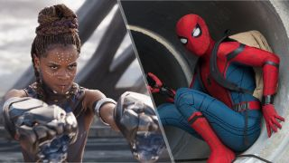 Upcoming Marvel Movies and Disney Plus shows: Black Panther II, Spider-Man: No Way Home