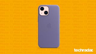 An example of one of the best iPhone 13 mini cases