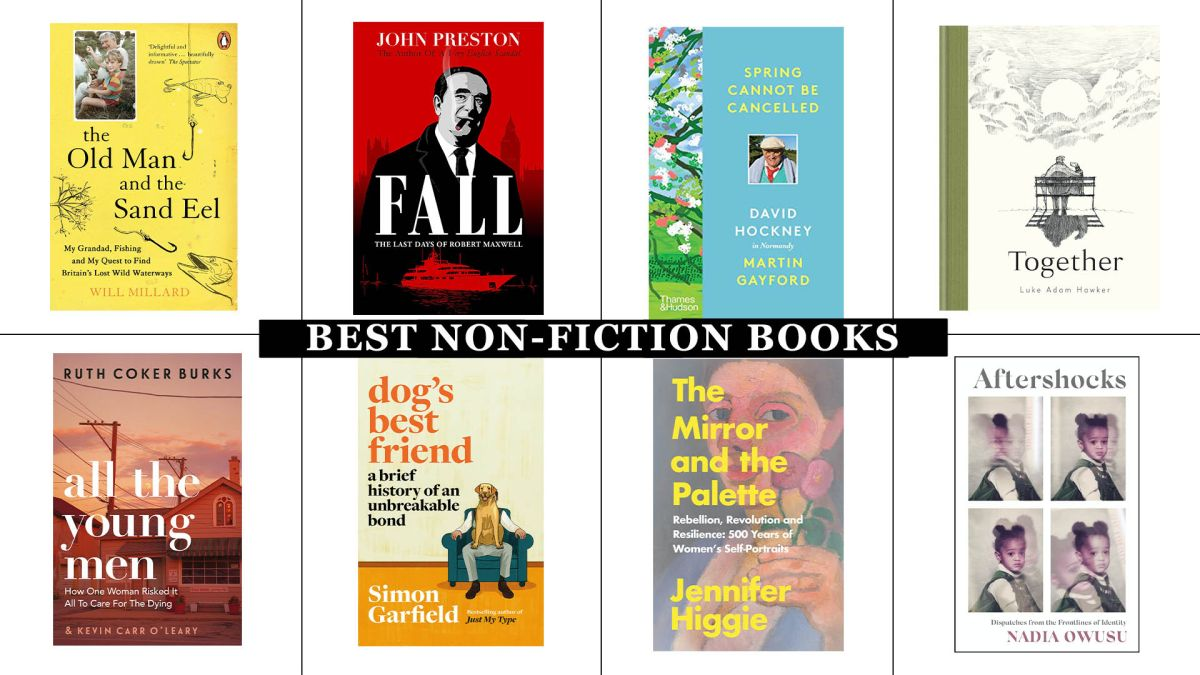 The best non-fiction books to read in 2021 packed with fascinating, real-life stories