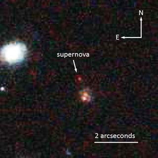 Supernova SCP-0401