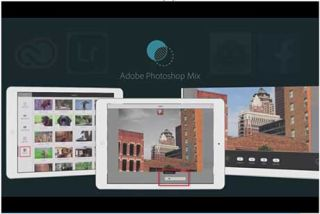 Video Tutorial: Photoshop Mix Training