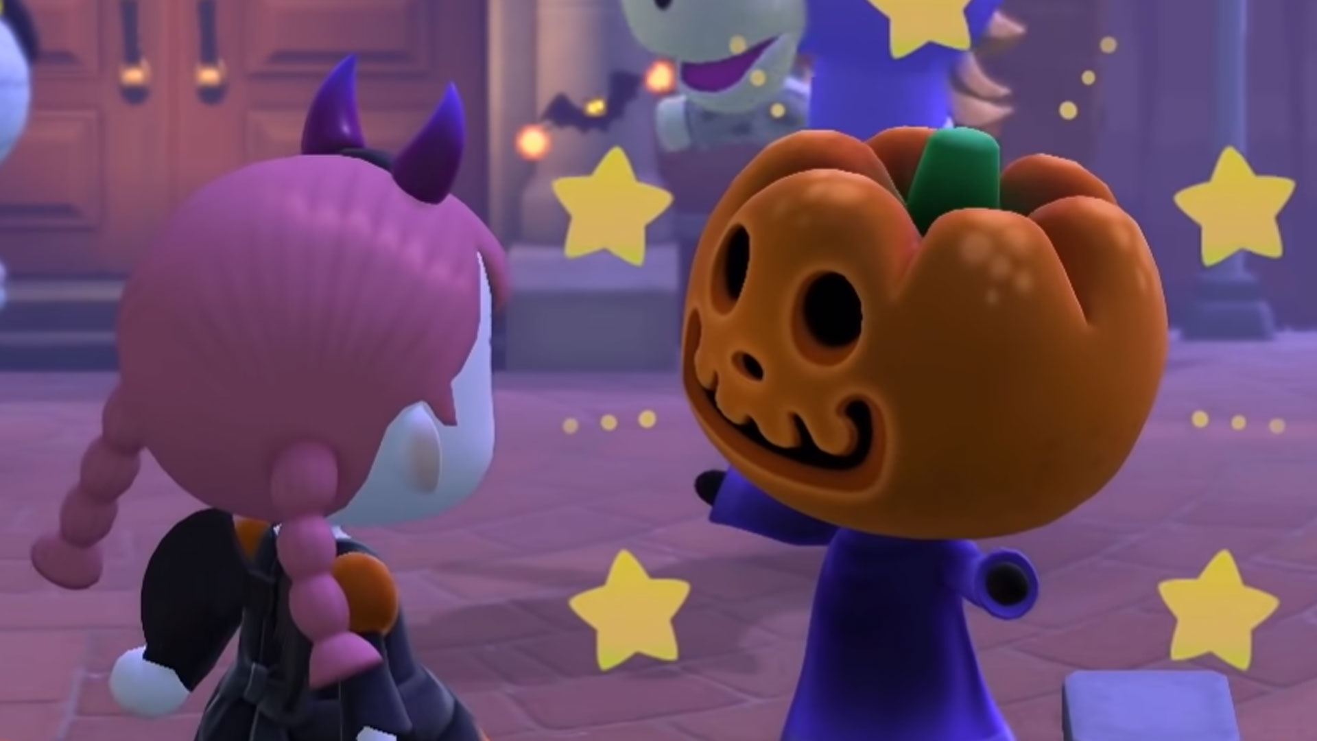 Ultima Online Halloween Custumes 2020 Animal Crossing: New Horizons Fall update   the best Halloween