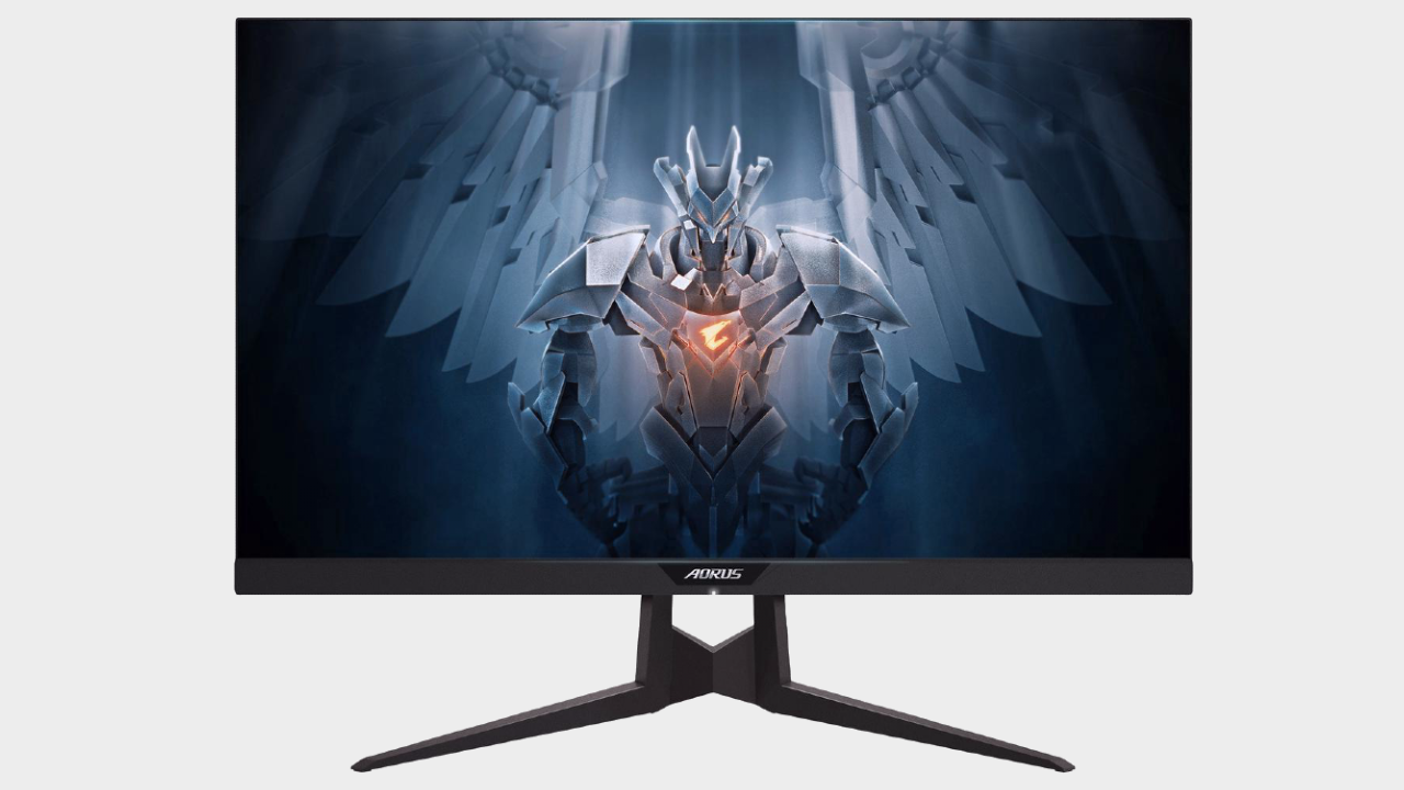 Grab the Aorus AD27QD gaming monitor for its cheapest price yet | PC Gamer