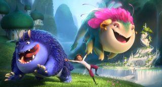 Skydance Animation Apple TV Plus