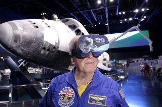 space visor vr headset