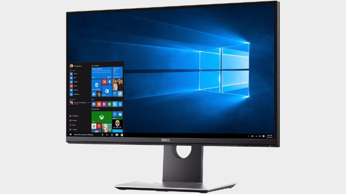 Pick up this Dell S2417DG 24-inch Gaming Monitorwith G-Sync for just $320