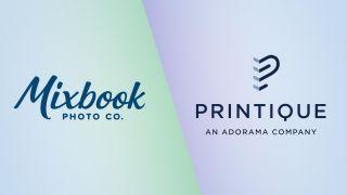 Mixbook vs. Printique
