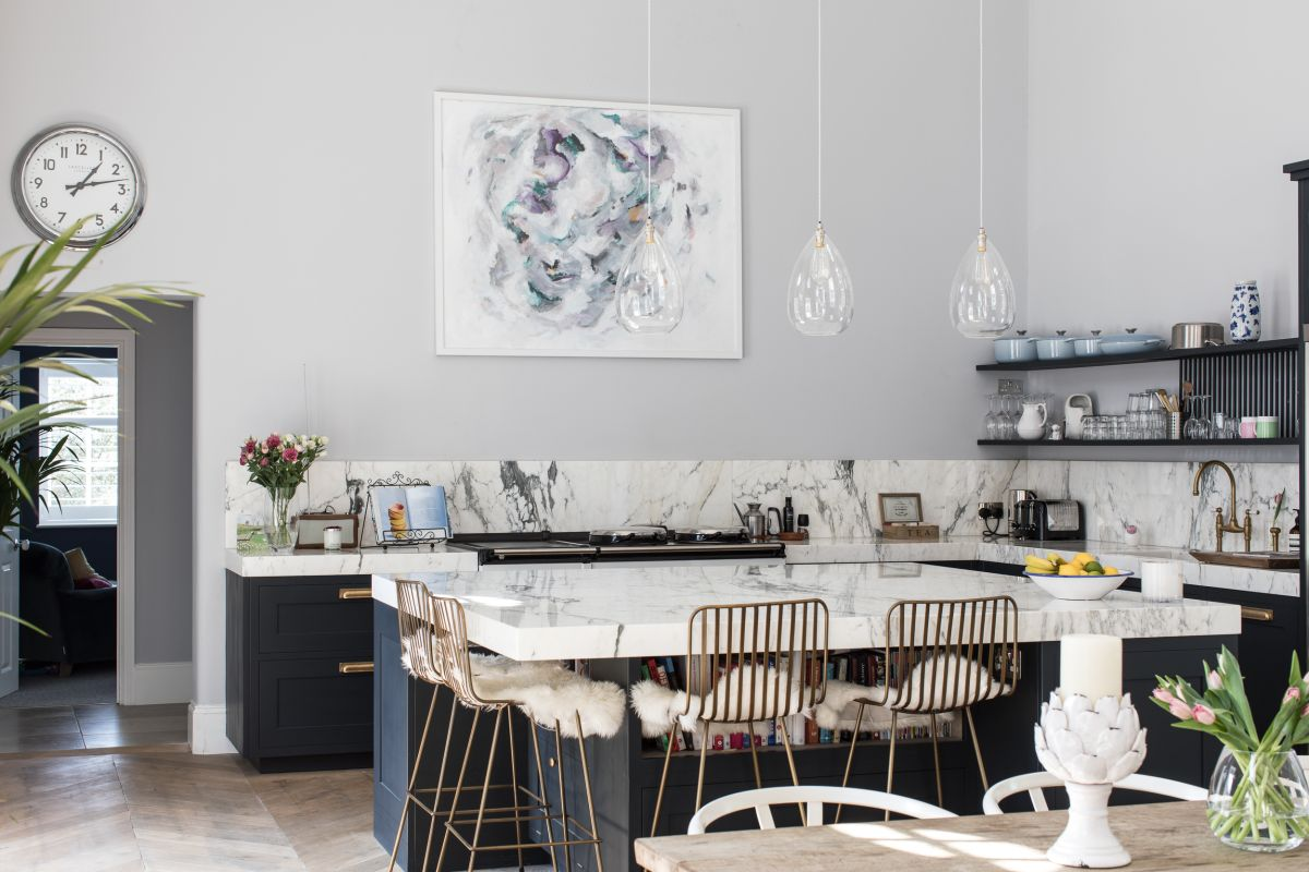 Dreamed of an open plan kitchen? We've rounded up some practical advice to make it a reality