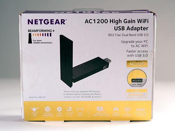 Netgear A6210 Review