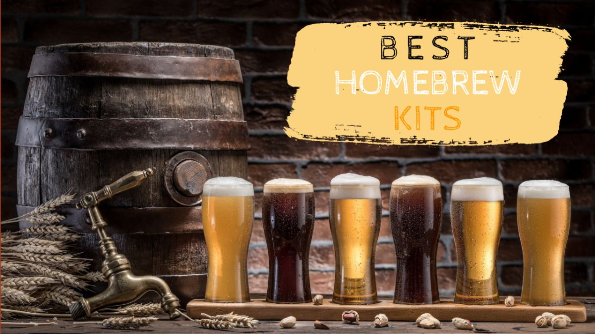 Best home brew kits 2020: brew your own