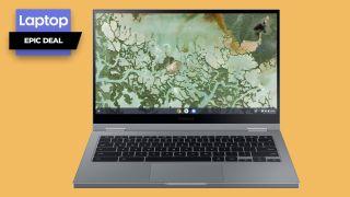 Samsung Galaxy Chromebook gets $300 price cut