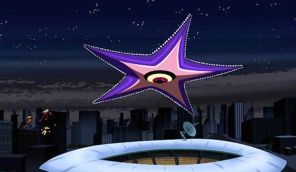 Powerless Starro
