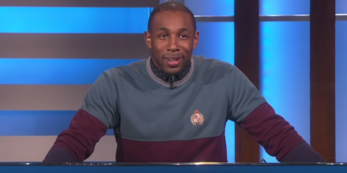 "Stephen ""tWitch"" Boss on The Ellen DeGeneres Show (2015)"