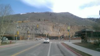 Jackson landslide